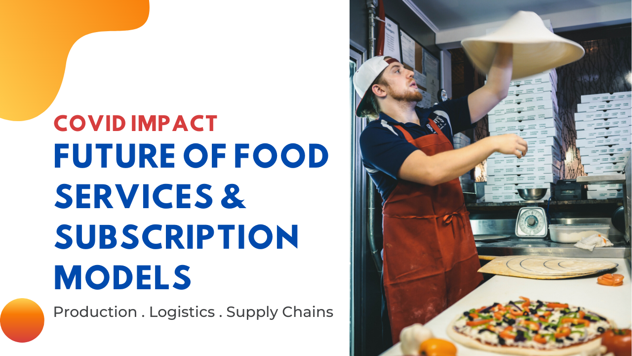 food services model